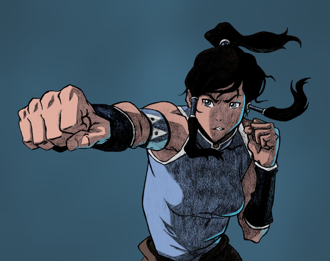 Korra in Color2