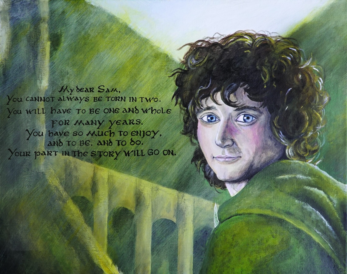 Frodo for facebook