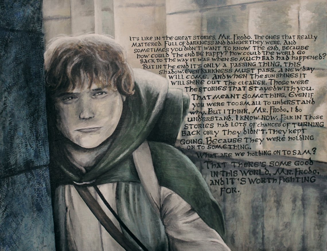 Samwise text